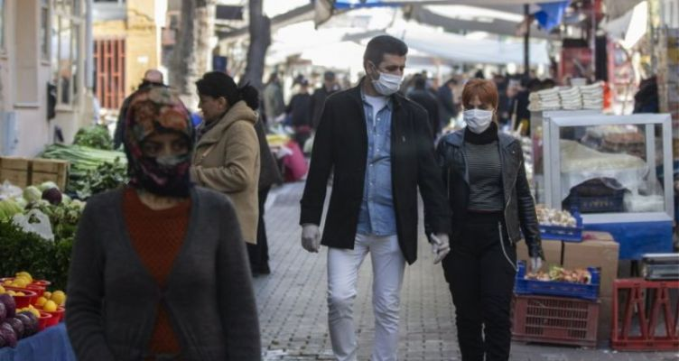 Κορωνοϊός στην Τουρκία: Σε καραντίνα τέθηκαν 12 πόλεις και χωριά