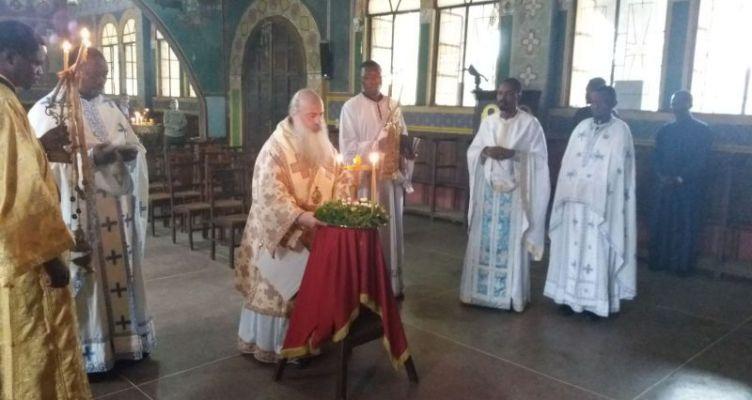 Κυριακή της Σταυροπροσκυνήσεως στην Ι.Μ. Κανάγκας
