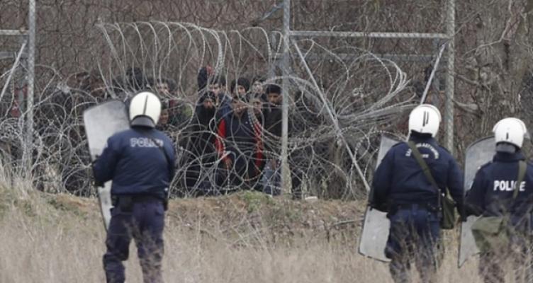Έβρος: Μετανάστης κάνει… επίδειξη πολεμικών τεχνών σε αστυνομικούς (Βίντεο)