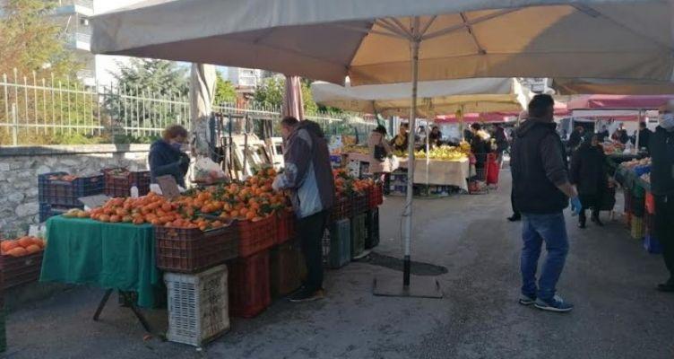 Μέτρα Λειτουργίας των Λαϊκών Αγορών για την αποφυγή εξάπλωσης του κορωνοϊού