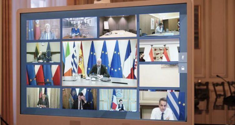 Μητσοτάκης: Η Ε.Ε. να λάβει πιο τολμηρές πρωτοβουλίες για την οικονομία