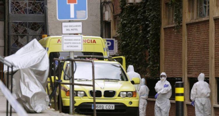 Νέο ημερήσιο ρεκόρ θανάτων στην Ισπανία: 838 σε ένα 24ωρο