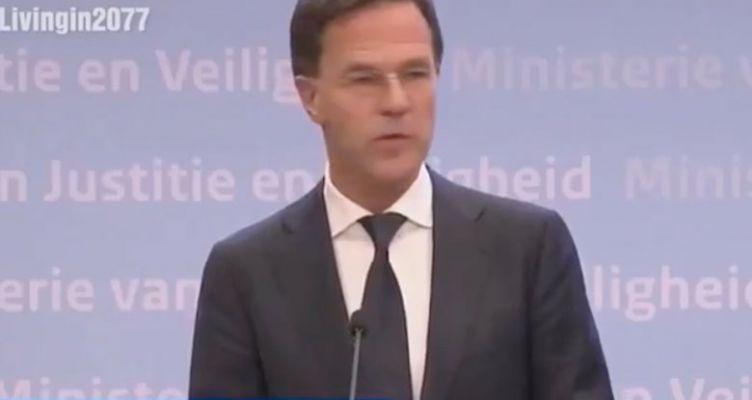 Ολλανδία: Ανακοίνωση του Πρωθυπουργού – Τέλος οι χειραψίες
