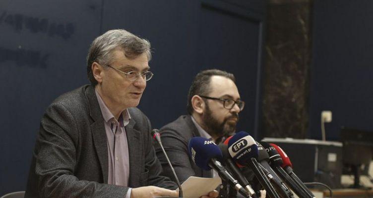 Τσιόδρας: 117 κρούσματα κορωνοϊού στην Ελλάδα, τα 10 είναι «ορφανά»