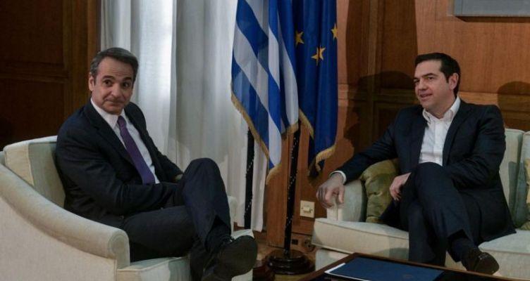 Επικοινωνία Τσίπρα – Μητσοτάκη: «Ενίσχυσε το Ε.Σ.Υ.» είπε ο πρόεδρος του ΣΥ.ΡΙΖ.Α.