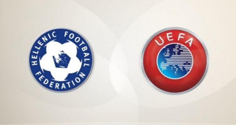 Κορωνοϊός: Με εντολή της UEFA λειτουργεί ομάδα εργασίας και για την Ελλάδα
