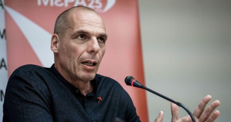 Βαρουφάκης: Νόμιμο και ηθικά απαραίτητο να ηχογραφήσω τα Eurogroup