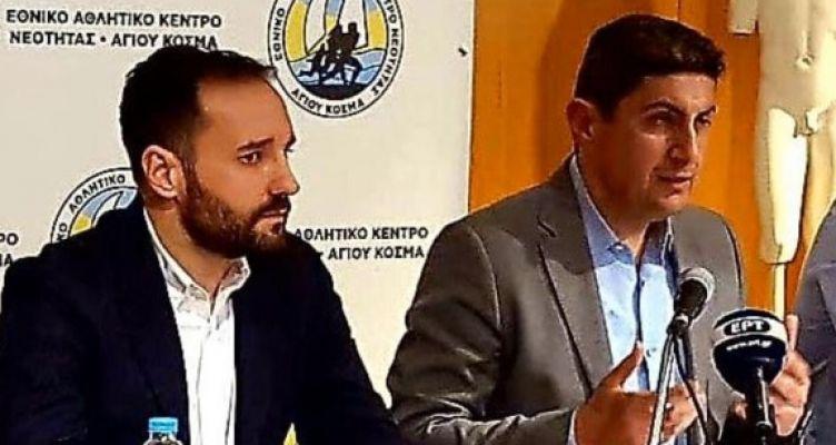 Συντονιστής ο Χαλιορής για την παρακολούθηση και αξιολόγηση των αθλητικών εγκαταστάσεων