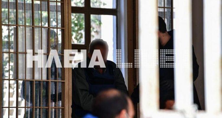 Έγκλημα στην Αρχαία Ολυμπία: Προθεσμία να απολογηθεί πήρε ο κατηγορούμενος