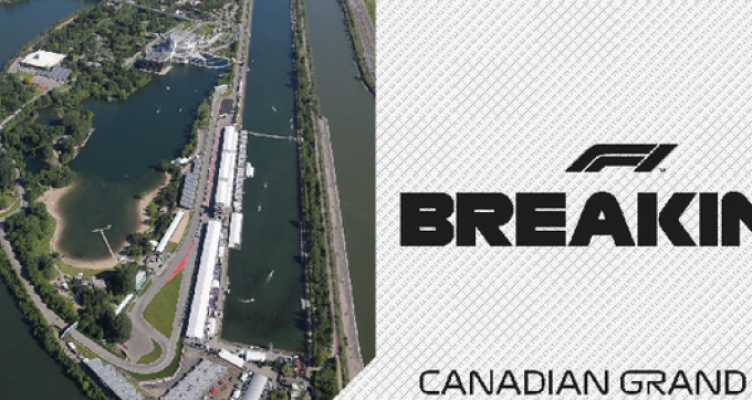 Formula 1: Αναβλήθηκε και το Grand Prix του Καναδά