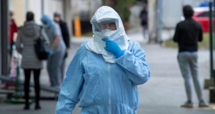 1.427 νεκροί στην Γαλλία μέσα στο τελευταίο 24ωρο