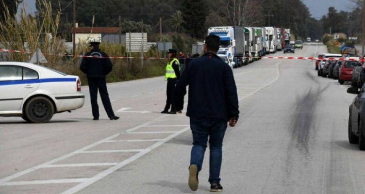 Σε καραντίνα οικισμός Ρομά στη Λάρισα – Ισχυρές αστυνομικές δυνάμεις την περιοχή
