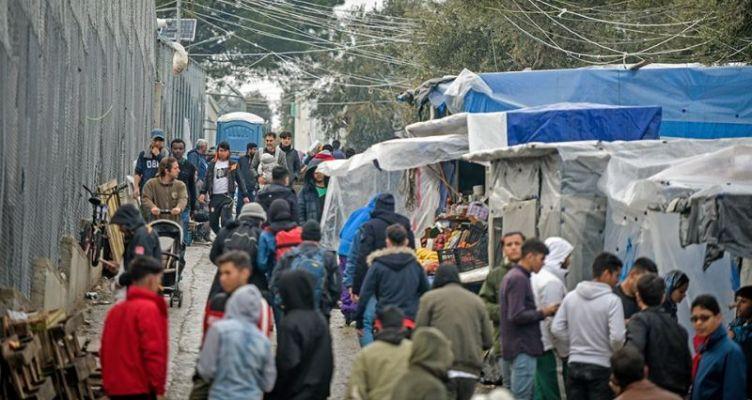 Πάνω από 400 οι µετανάστες στο Μεσολόγγι