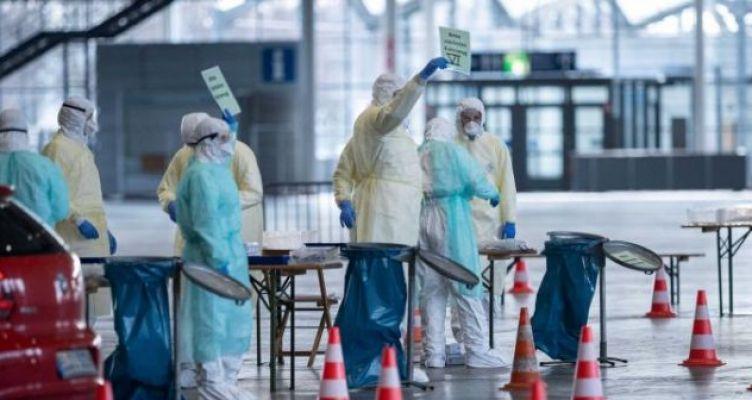 Πάνω από 5.000 κρούσματα και 149 θάνατοι σε μια μέρα στη Γερμανία