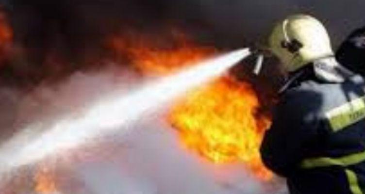Πάτρα: Φωτιά στη Βούντενη –  Κοντά στον Χάραδρο