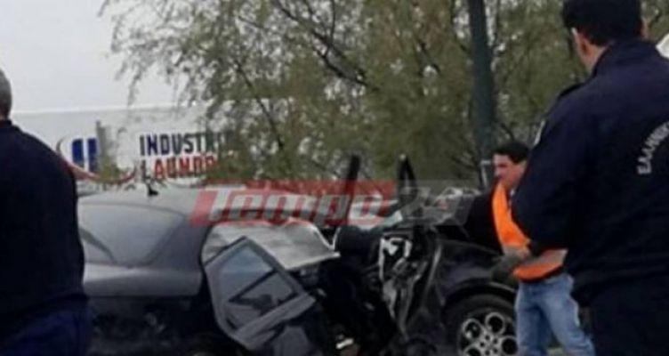 Πάτρα: Σύγκρουση φορτηγού με Ι.Χ αυτοκίνητο – Ένας σοβαρός τραυματισμός