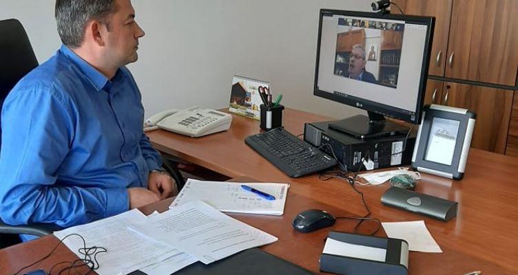 Σε τηλεδιάσκεψη με Αντιπεριφερειάρχες Αγροτικής Ανάπτυξης, ο Θ. Βασιλόπουλος