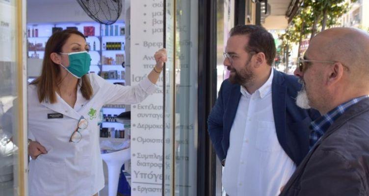 Ν. Φαρμάκης: «Η Δυτική Ελλάδα θα στείλει διπλό μήνυμα νίκης»