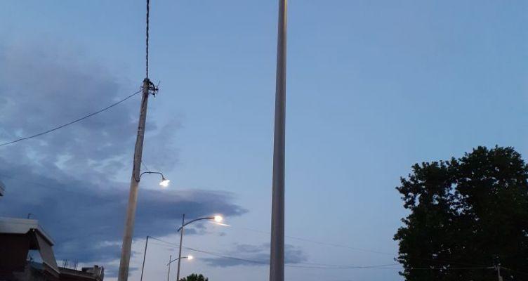Αγρίνιο: Εκσυγχρονισμός του δημοτικού φωτισμού στο γήπεδο Δοκιμίου