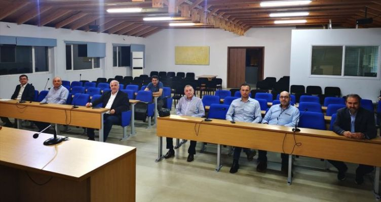Σύσκεψη δημάρχων στο Μεσολόγγι για το πρόγραμμα Leader