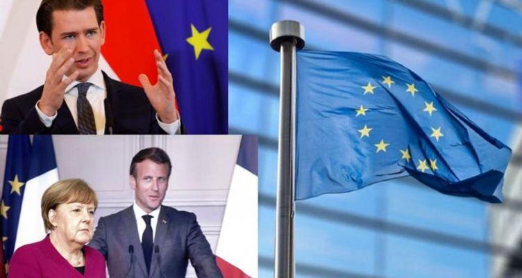 Αυστρία, Δανία, Ολλανδία, Σουηδία κατά της Γαλλογερμανικής πρότασης