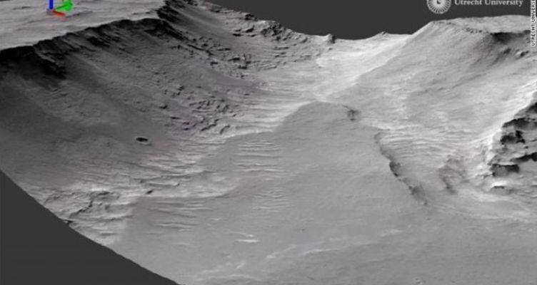 Ενδείξεις ότι αρχαίος ποταμός κυλούσε στον Άρη επί 100.000 χρόνια
