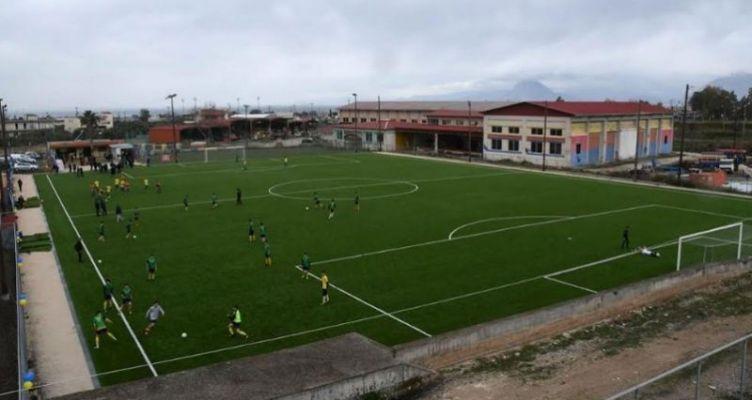 Ο Δήμος Πατρέων σε κατασκευή, επισκευή και συντήρηση αθλητικών εγκαταστάσεων