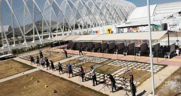 Eπιστροφή στις προπονήσεις για την ελληνική τοξοβολία