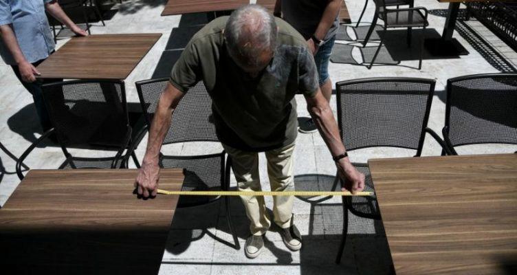 Παπαθανάσης: Στο πρώτο 15ήμερο Ιουνίου θα λειτουργήσουν και οι εσωτερικοί χώροι