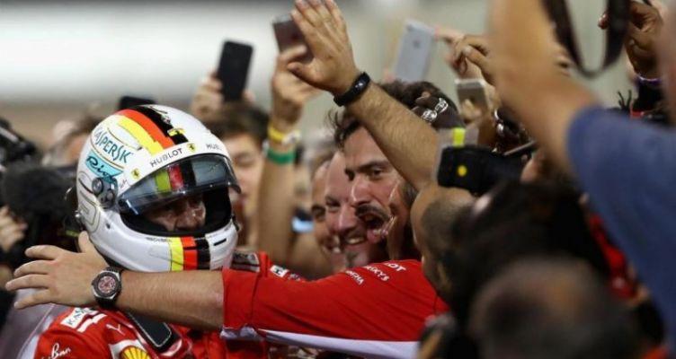 5 σημεία – σταθμοί στη σχέση του Φέτελ με τη Ferrari (Φωτό)