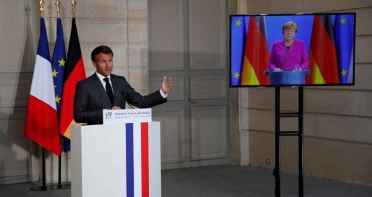 Γαλλογερμανική πρόταση για Ταμείο Ανάκαμψης 500 δισ. ευρώ