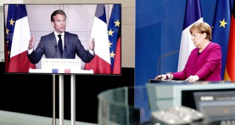 Πώς η Μέρκελ και ο Μακρόν συμφώνησαν για το ευρωπαϊκό Ταμείο Ανάκαμψης