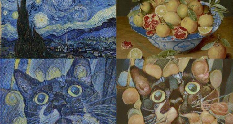 Μεταμορφώστε τις φωτογραφίες σας σε έργα διάσημων ζωγράφων
