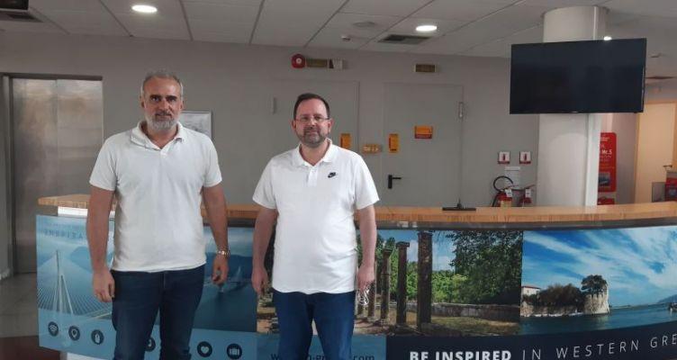 Ξεκινά η λειτουργία του Γραφείου Τουριστικής Πληροφόρησης στο Λιμάνι της Πάτρας