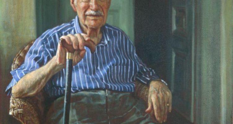 Πέτρος Ξενάκης: Ζωγραφίζοντας τους μεγάλους Έλληνες
