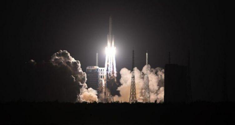 Κινεζικό διαστημικό «σκουπίδι» βάρους περίπου 18 τόνων κατέπεσε στη Γη