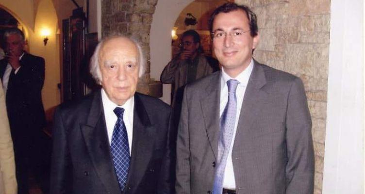 Ο Σπ. Κωνσταντάρας για τα γενέθλια του Κύπριου πολιτικού Βάσου Λυσσαρίδη