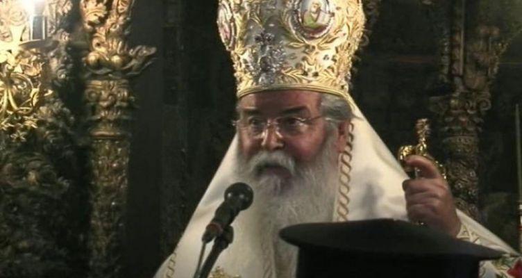 Μητροπολίτης Σερβίων και Κοζάνης: Τους έβαλε ο διάβολος να κλείσουν τους ναούς