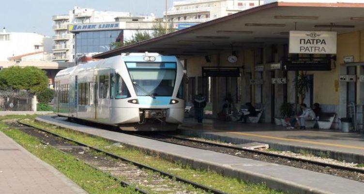 Πάτρα – Επεισόδιο στο Προαστιακό: Νεαροί φώναζαν και απειλούσαν επιβάτες