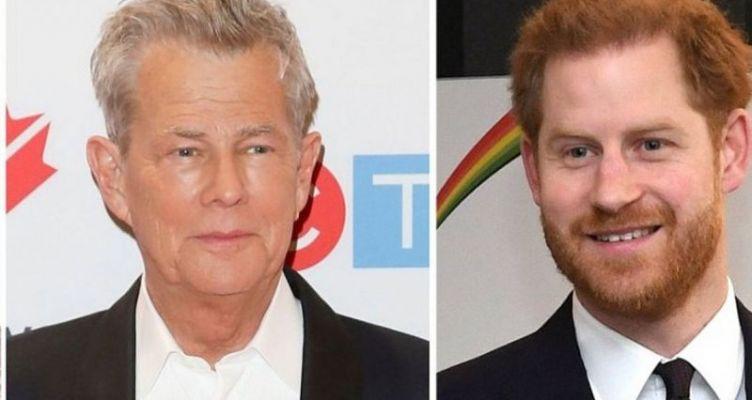 Ο πρίγκιπας Χάρι και ο Ντέιβντ Φόστερ έχουν σχέση «γιου – πατέρα»