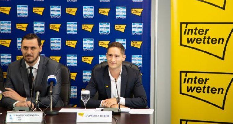 Παρουσίασε νέα πρόταση για χορηγία της Interwetten στη SL1, ο Λυσάνδρου