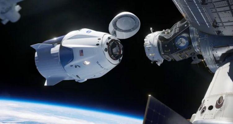 Οι αστροναύτες της NASA έφτασαν στον Διεθνή Διαστημικό Σταθμό