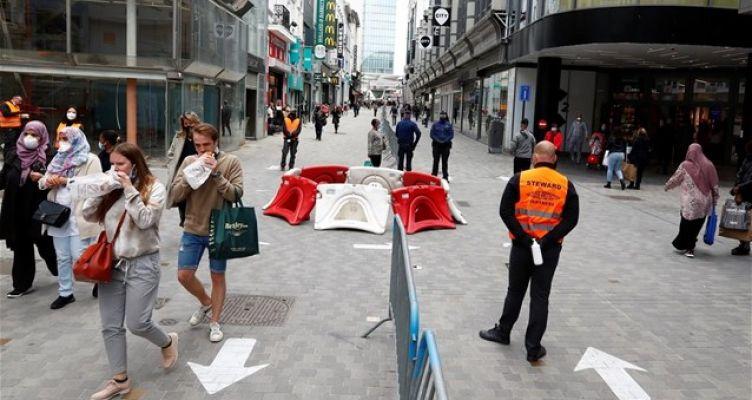 Βέλγιο: Σε τυχόν δεύτερα κύμα κορωνοϊού δεν θα υπάρξει καθολικό «lockdown»