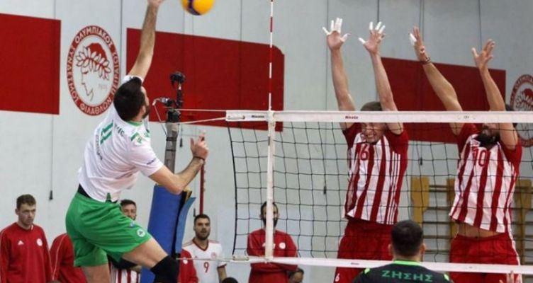 Στις δυο νίκες και στις έδρες των ομάδων οι τελικοί της Volley League