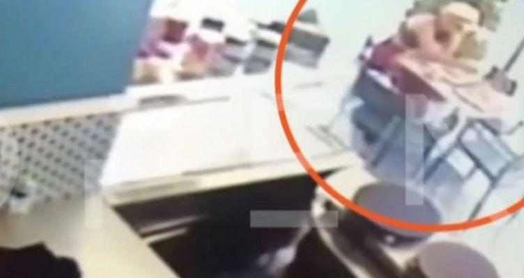 Απαγωγή Μαρκέλλας: Νέο βίντεο-ντοκουμέντο πριν από τη σύλληψη της 33χρονης