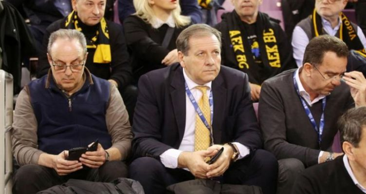 Διπλό «όχι» της Α.Ε.Κ. για συμμετοχή στο Eurocup