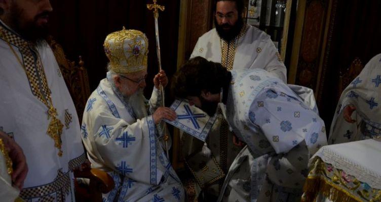 Χειροτονία Διακόνου στην Ιερά Πόλη Μεσολογγίου