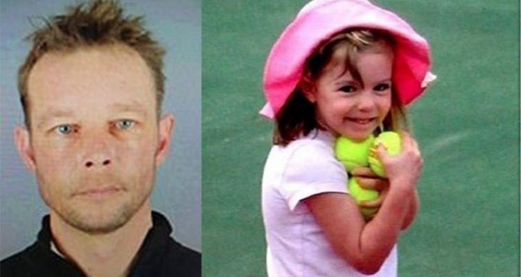 Εξαφάνιση Μαντλίν: Ο Γερμανός παιδόφιλος ενδέχεται να αποφυλακιστεί την επόμενη εβδομάδα