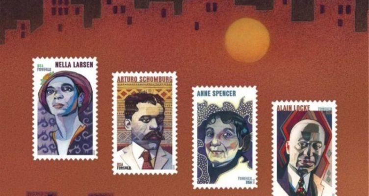 Οι πρωταγωνιστές της «Αναγέννησης του Χάρλεμ» έγιναν γραμματόσημα