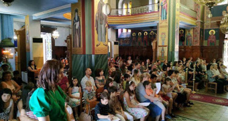Ι. Ν. Αγίας Τριάδος Αγρινίου:  Λήξη των πνευματικών και ποιμαντικών δραστηριοτήτων